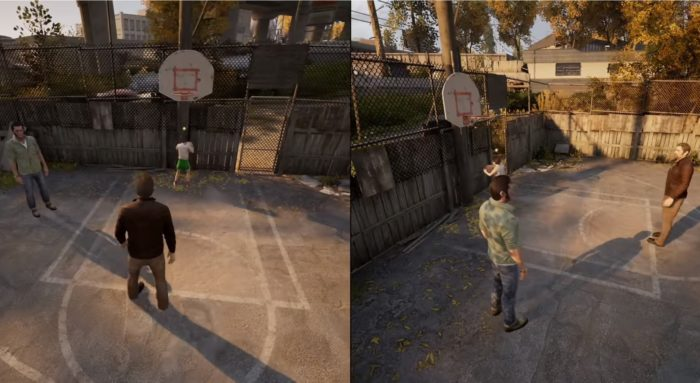 a way out basketball