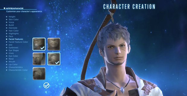 ffxiv character