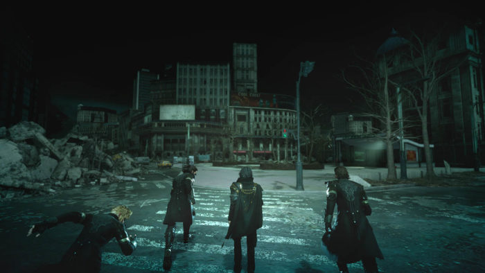 Final Fantasy XV: Royal Edition Doesn't Do that Much For the
