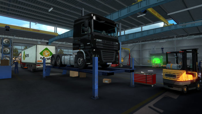 how to add mods to euro truck simulator 2