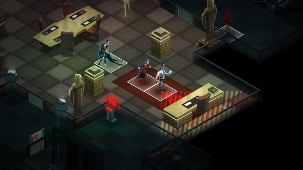 Invisible Inc Indie Roguelike