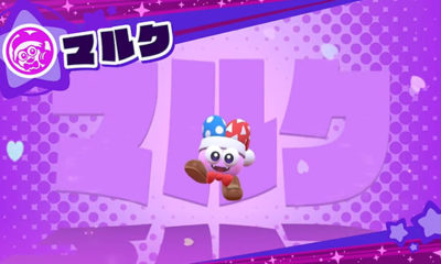 Kirby Star Allies Marx