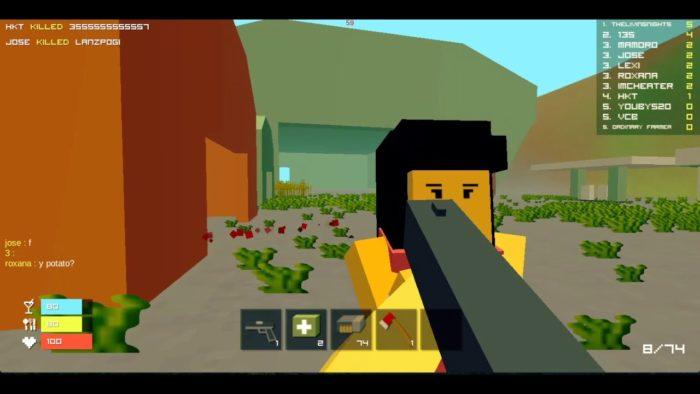 Multiplayer Io Games