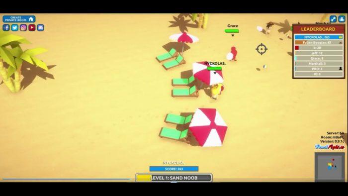 Io Multiplayer Games