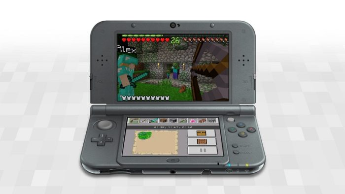Local Multiplayer Is a Go for Minecraft on the New Nintendo 3DS