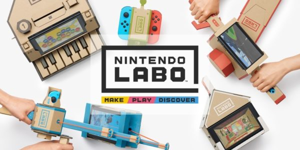 nintendo, labo, switch