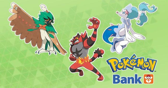 pokemon bank, pokemon, starters