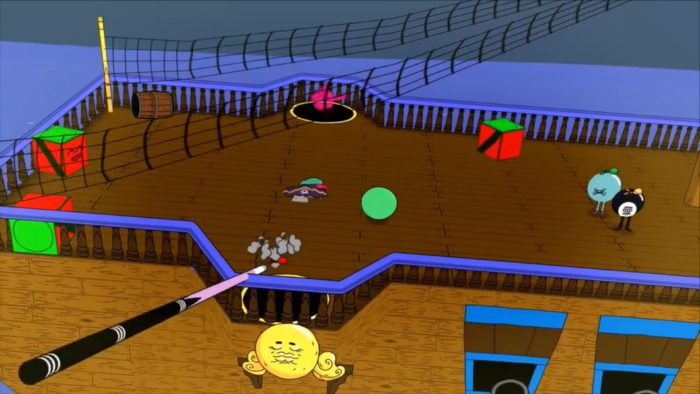 Adult Swim Games 39 Pool Panic Launches This Month