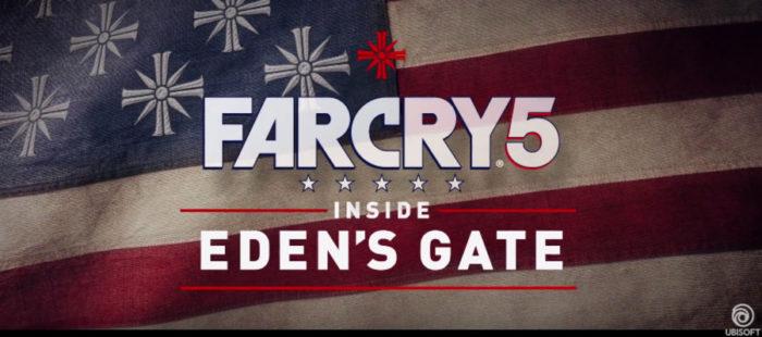far cry 5, inside eden's gate