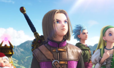 dragon quest xi, switch