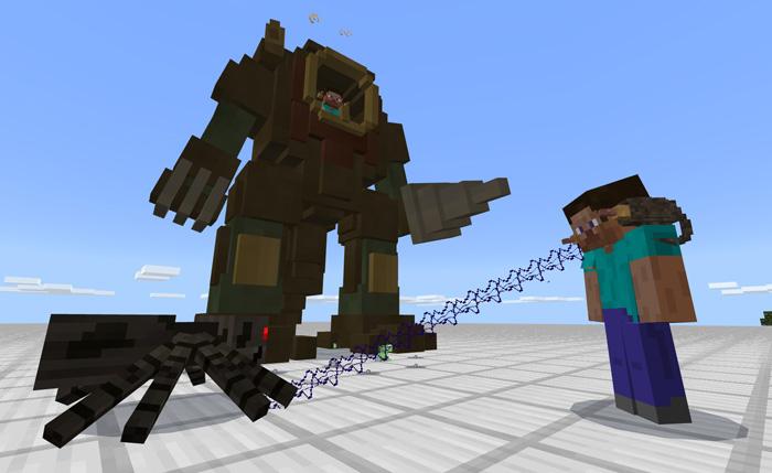 steampunk, add-on, minecraft