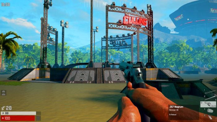 The Culling Shows Player Count of 35 After Day 1 Release
