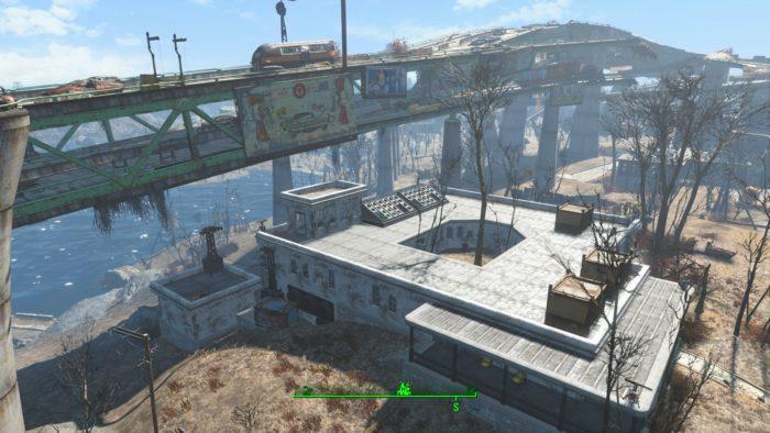 Fallout 4 Settlement Mod