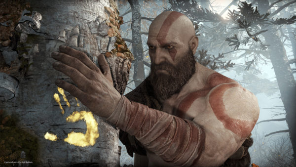 Newest Patch for God of War Allows You to Increase Text Size