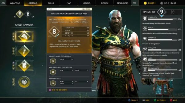 5 Essential Tips To Know Before Starting God of War | Page: 4
