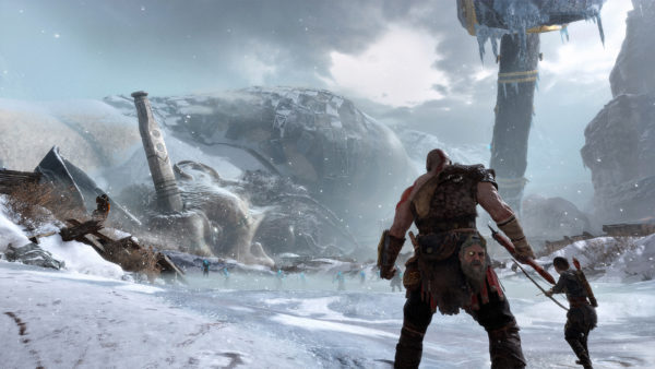 New God Of War PS4 Update Focuses On Text Size
