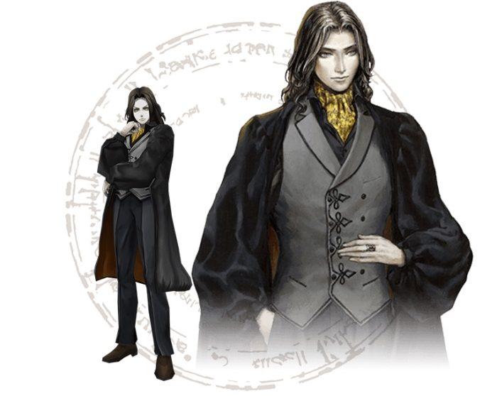 Castlevania Grimoire of Souls