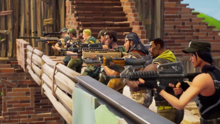 Latest Fortnite Update Adds New Weapon Brings Back 50v50 Mode