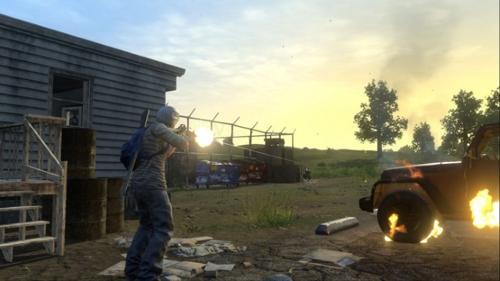 Free-To-Play Battle Royale Game H1Z1 Launches for