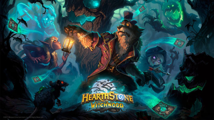 hearthstone, witchwood