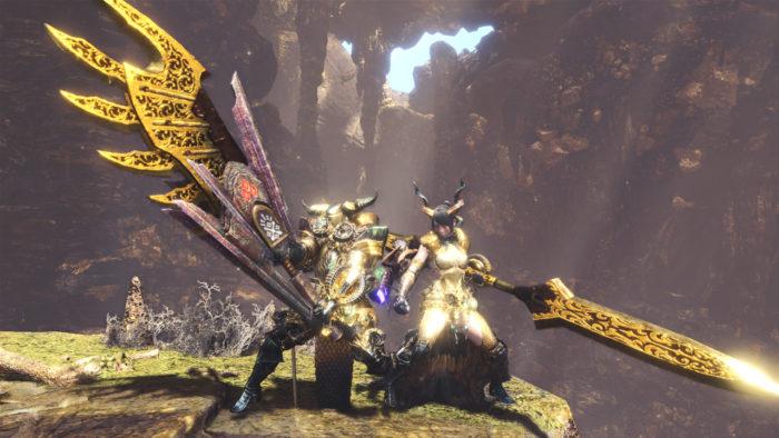 Monster Hunter World Kulve Taroth Armor
