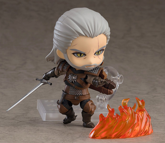 Nendoroid Geralt Igni