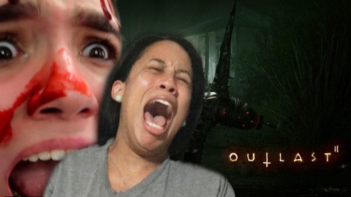 Outlast 2 Non Gamer
