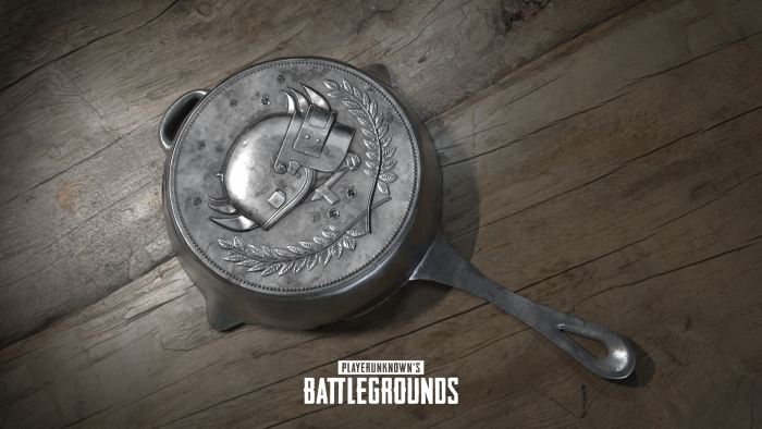 Latest PUBG PC Patch Adds New Crate, Pan Skin, And Map Changes