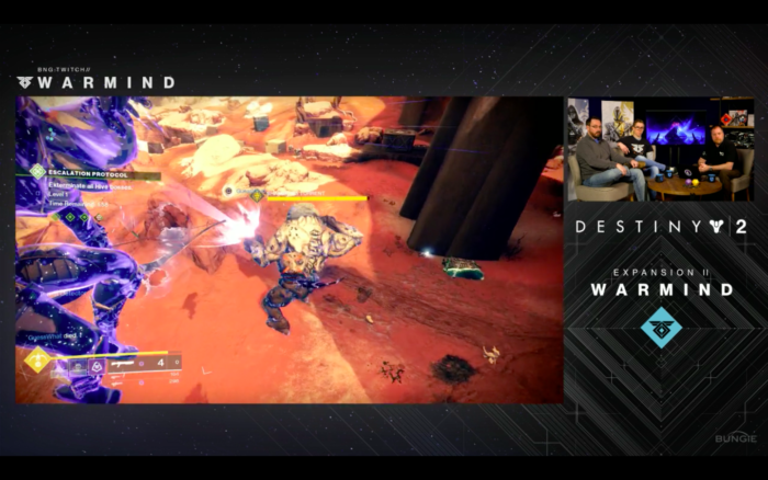 Destiny 2: Warmind Details Challenging New End Game Activity