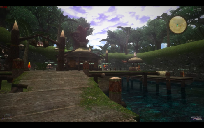 A FFXI Fan Is Giving Popular Zones an HD Overhaul and I Wish