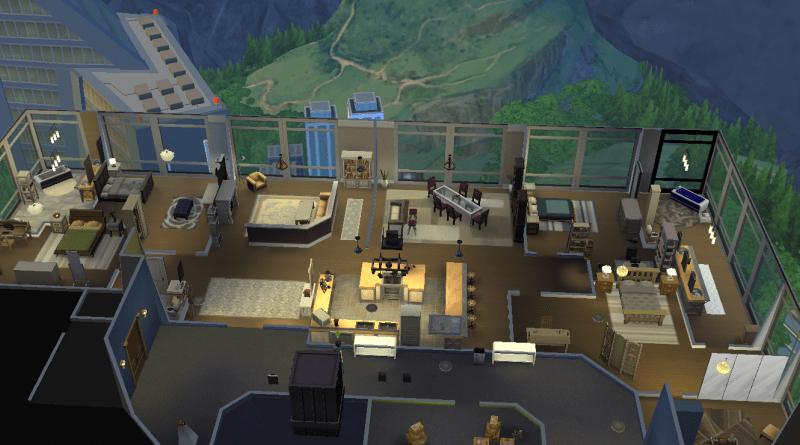 apartment city living