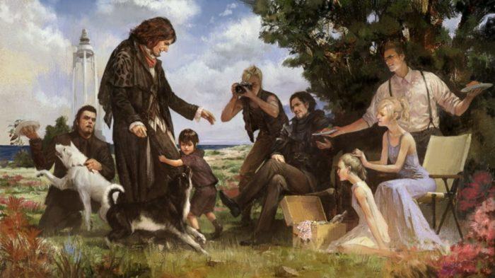 Final Fantasy XV 2019 DLC