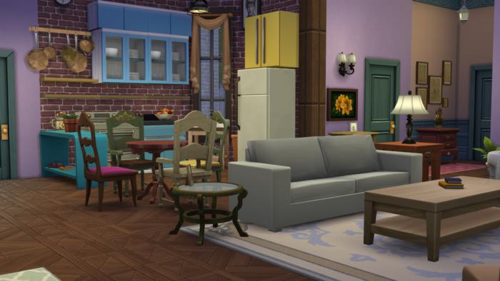 sims 4, friends, house ideas