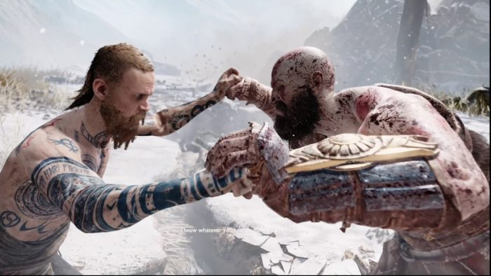 god of war, goty, 2018, game of the year