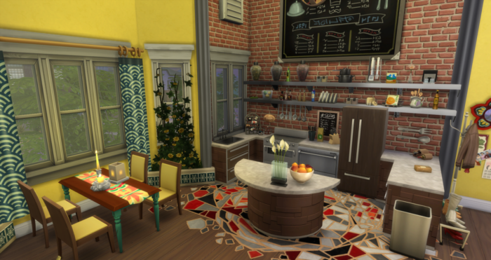 Sims 4 Top 10 Best Apartment Ideas To Inspire You Page 7