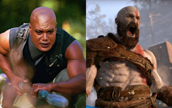 Christopher Judge - Kratos