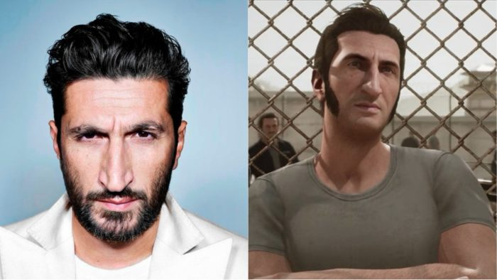 leo voice actor a way out