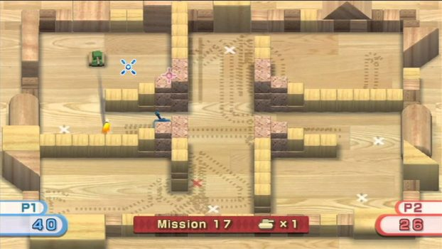 Tanks (Wii Play)