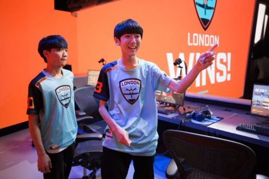 Dallas Fuel Releases Rascal and KyKy