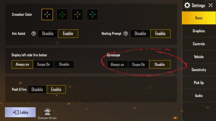 Setting Hd Pubg Mobile: PUBG Mobile Top Tips To Get You A Chicken Dinner Every Time