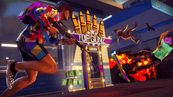 Radical Heights: Female Characters Are