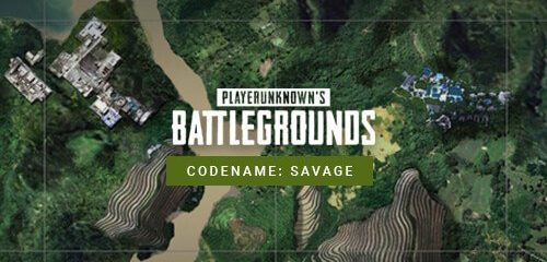 pubg savage map