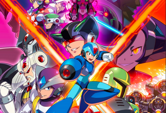 mega man X Legacy collection, switch