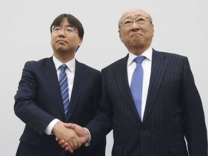 Nintendo names new CEO after Switch success