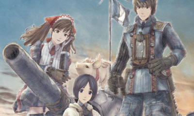valkyria chronicles, switch, sega
