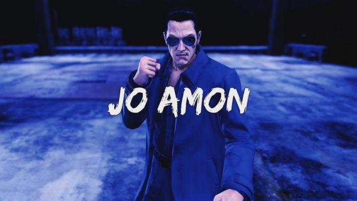 yakuza 6 amon