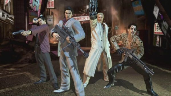 The Best Yakuza Games, All 10 Ranked