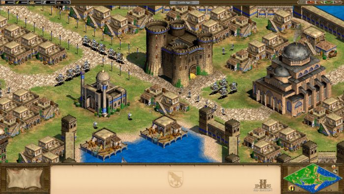 Age of Empires II HD, AOE II,