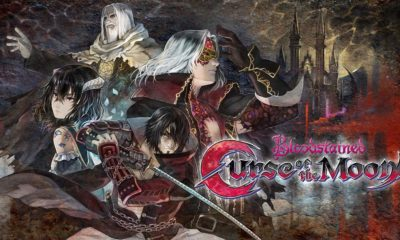 bloodstained, inti creates, kickstarter, 8-bit