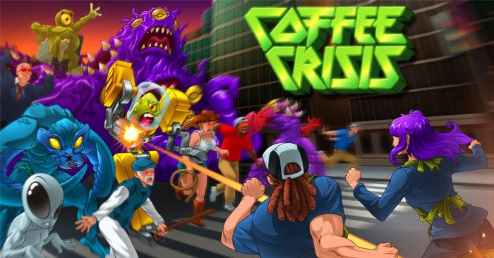 coffee crisis, sega genesis, megacat studios, Pittsburgh